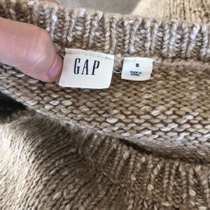 GAP wool tunic/dress